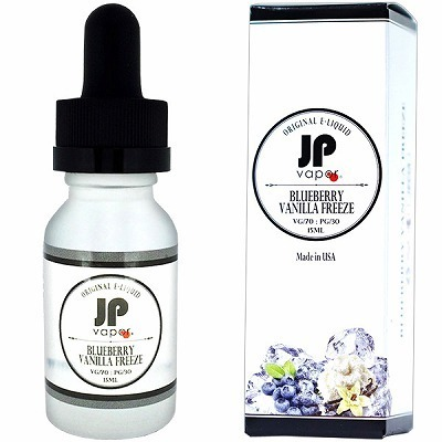 I−1600リキッド (Blueberry Vanilla Freeze) 15ml